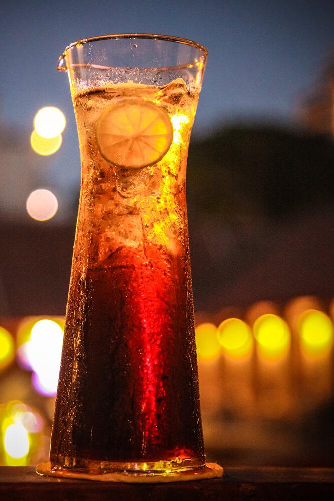 Iced Tea Soda